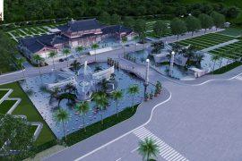 Hoa Viên Nghĩa Trang Sài Gòn Thiên Phúc