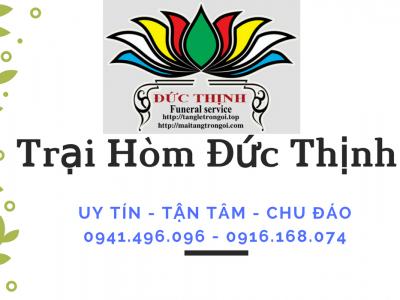 Trại Hòm Uy Tín – Chuyên Nghiệp Tại Tp.HCM