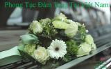 Phong Tục Đám Tang tại Việt Nam