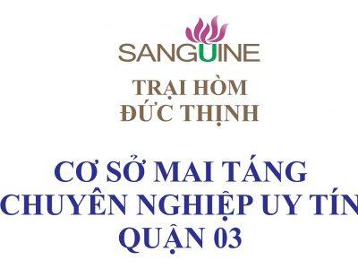 Cơ Sở Mai Táng Quận Tân Phú