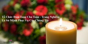 Dịch Vụ Tang Lễ Trọn Gói Hàng Đầu Huyện Hóc Môn